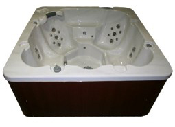 Coyote Spas Hot Tub Range by Mahon Pools, Spas, Tanning & Billiards